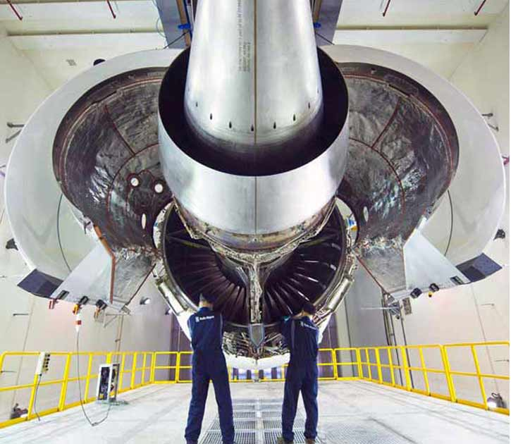 Engineering  Manufacturing  RollsRoyce